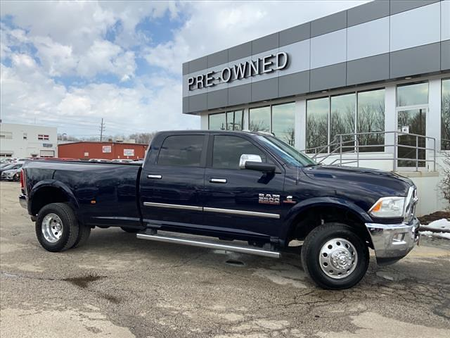 2015 Ram 3500 Crew Cab DRW 4x4, Pickup #512152F - photo 3