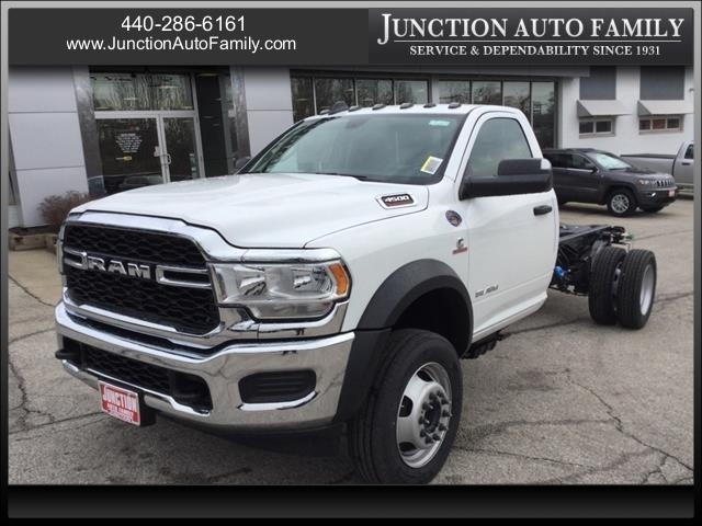 2020 Ram 4500 Regular Cab DRW 4x4, Cab Chassis #520-20 - photo 1