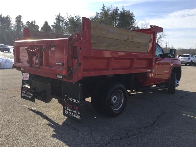 2015 GMC Sierra 3500 Regular Cab 4x4, Dump Body #5203313F - photo 1