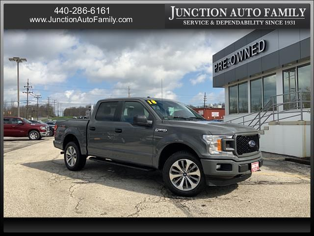2018 Ford F-150 SuperCrew Cab 4x4, Pickup #53777J - photo 1