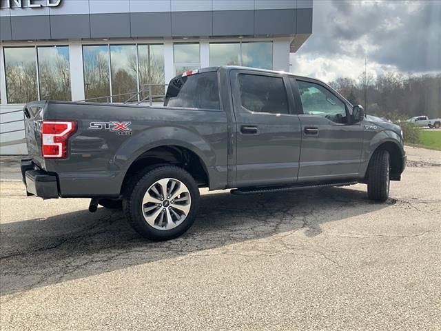 2018 Ford F-150 SuperCrew Cab 4x4, Pickup #53777J - photo 10