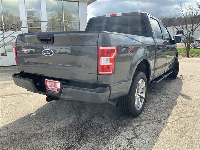 2018 Ford F-150 SuperCrew Cab 4x4, Pickup #53777J - photo 9