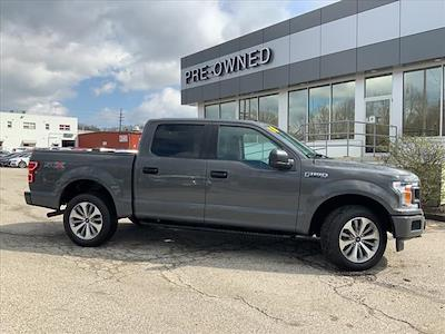 2018 Ford F-150 SuperCrew Cab 4x4, Pickup #53777J - photo 3