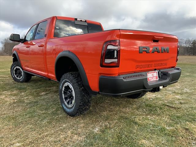 2021 Ram 2500 Crew Cab 4x4, Pickup #557-21 - photo 15