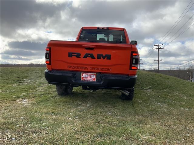 2021 Ram 2500 Crew Cab 4x4, Pickup #557-21 - photo 85