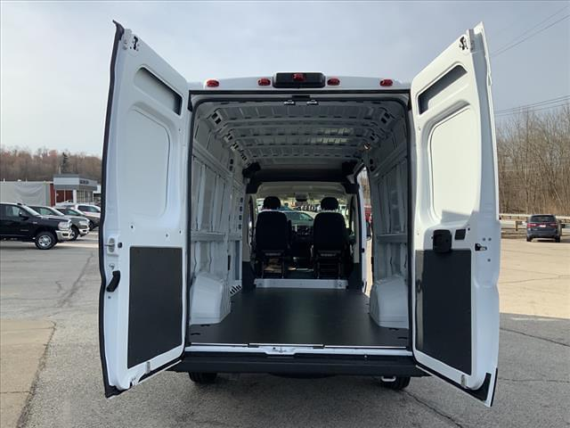 2021 Ram ProMaster 3500 FWD, Empty Cargo Van #591-21 - photo 1