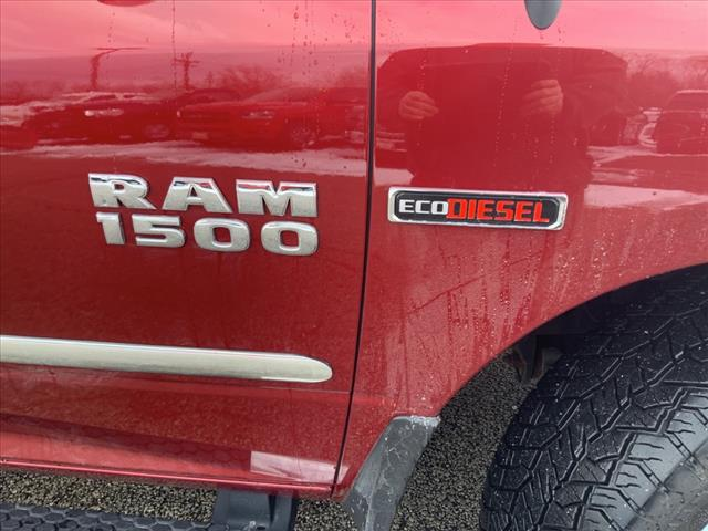 2015 Ram 1500 Crew Cab 4x4, Pickup #61816F - photo 9