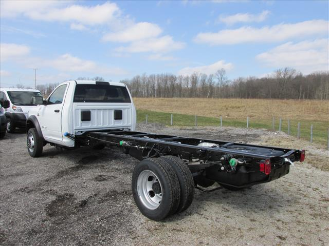 2020 Ram 5500 Regular Cab DRW 4x2, Cab Chassis #643-20 - photo 1