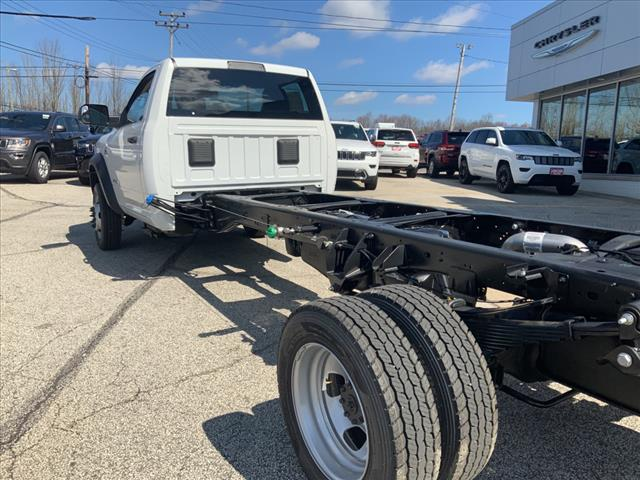 2020 Ram 5500 Regular Cab DRW 4x2, Cab Chassis #648-20 - photo 1