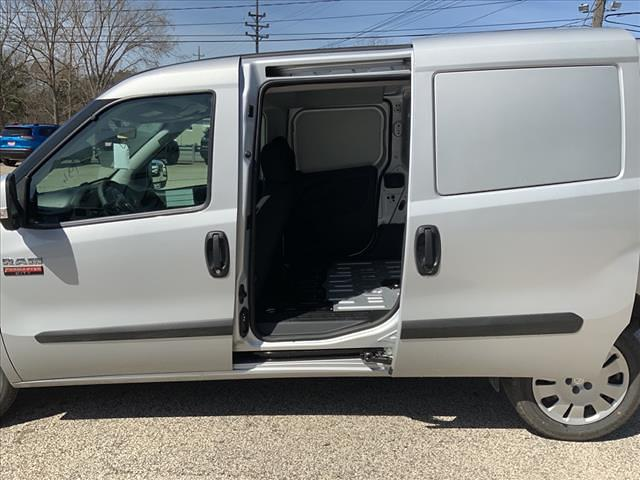 2021 Ram ProMaster City FWD, Empty Cargo Van #650-21 - photo 25