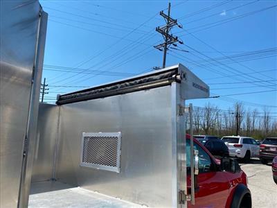 2020 Ram 5500 Regular Cab DRW 4x4, Duramag Aluminum Landscape Dump #662-20 - photo 8