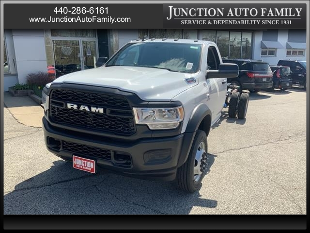 2020 Ram 5500 Regular Cab DRW 4x2, Cab Chassis #664-20 - photo 1