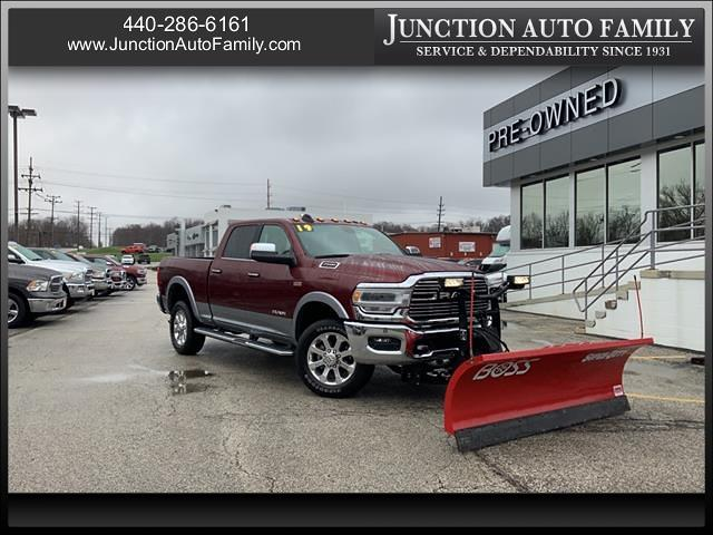 2019 Ram 2500 Crew Cab 4x4, BOSS Pickup #718098K - photo 1