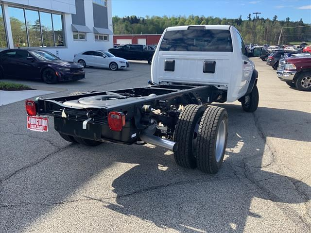 2021 Ram 5500 Regular Cab DRW 4x4, Cab Chassis #729-21 - photo 1