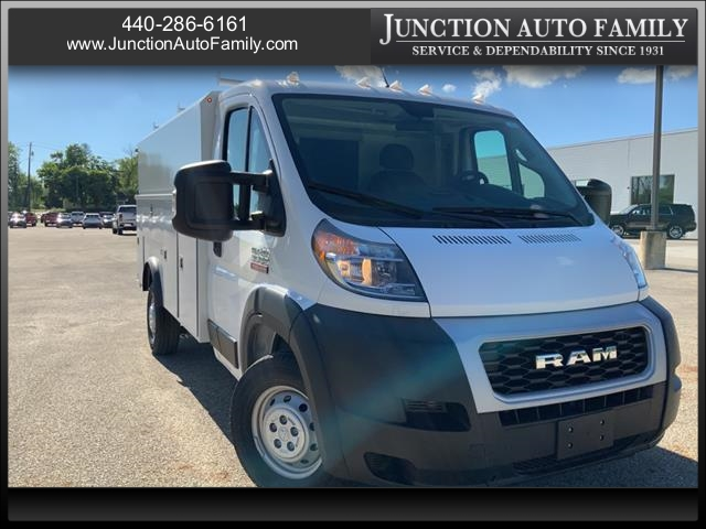2019 Ram ProMaster 3500 Standard Roof FWD, Reading Service Utility Van #758-19 - photo 1
