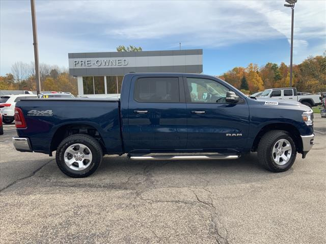 2019 Ram 1500 Crew Cab 4x4, Pickup #784161K - photo 8