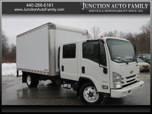 2017 LCF 4500 Crew Cab 4x2, Morgan Dry Freight #805657H - photo 1