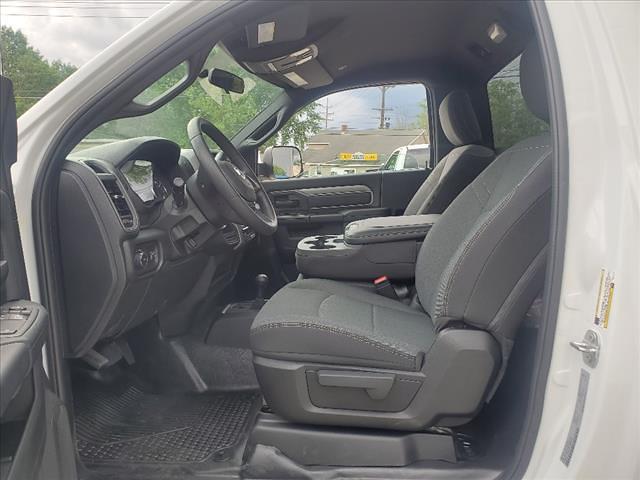 2021 Ram 5500 Regular Cab DRW 4x4,  Galion 100U Dump Body #841-21 - photo 13