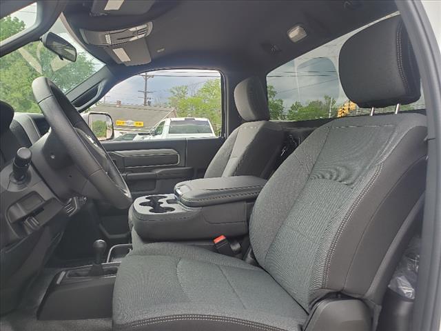2021 Ram 5500 Regular Cab DRW 4x4,  Galion 100U Dump Body #841-21 - photo 14