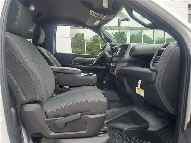 2021 Ram 5500 Regular Cab DRW 4x4,  Galion 100U Dump Body #841-21 - photo 34