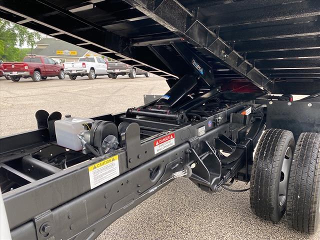 2021 Ram 5500 Regular Cab DRW 4x4,  Galion 100U Dump Body #841-21 - photo 6