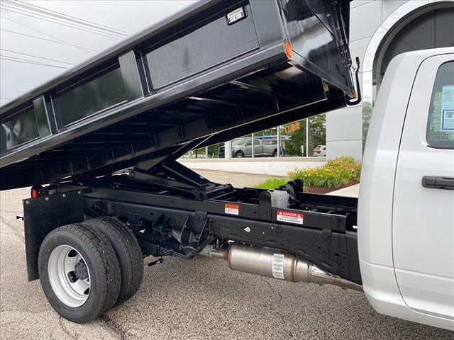 2021 Ram 5500 Regular Cab DRW 4x4,  Galion 100U Dump Body #841-21 - photo 3