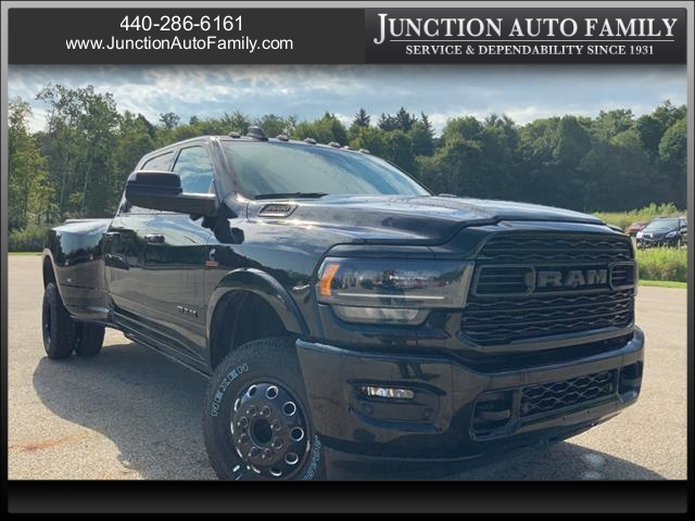 2020 Ram 3500 Crew Cab DRW 4x4, Pickup #958-20 - photo 1
