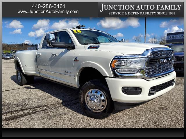 2020 Ram 3500 Crew Cab DRW 4x4, Pickup #991-20 - photo 1