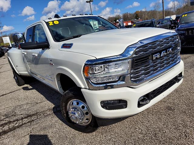 2020 Ram 3500 Crew Cab DRW 4x4, Pickup #991-20 - photo 6