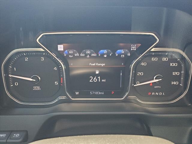 2020 GMC Sierra 2500 Crew Cab 4x4, Pickup #B112752L - photo 19