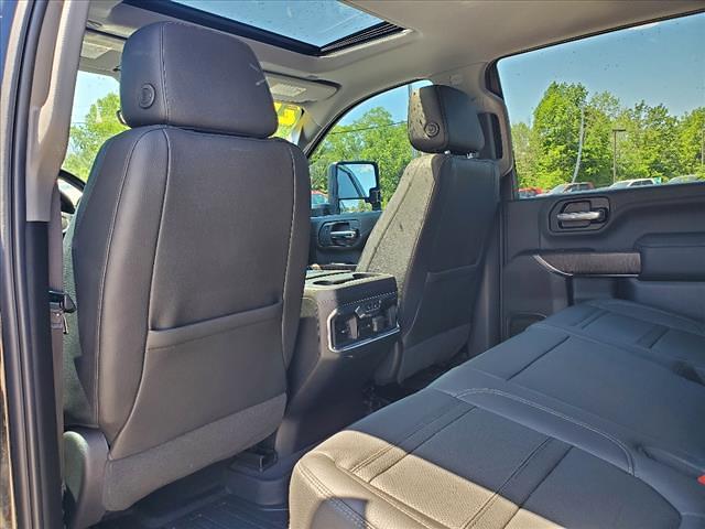 2020 GMC Sierra 2500 Crew Cab 4x4, Pickup #B112752L - photo 50