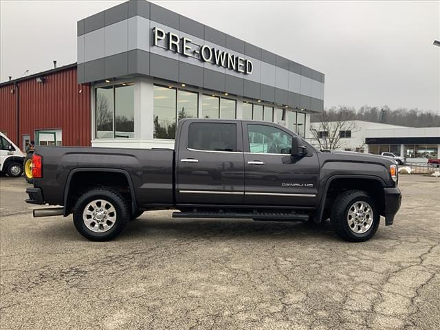 2015 GMC Sierra 3500 Crew Cab 4x4, Pickup #B130639F - photo 1