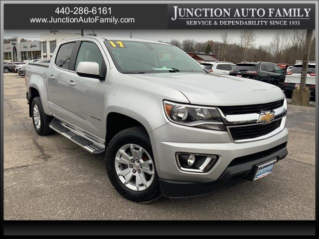 2017 Chevrolet Colorado Crew Cab 4x4, Pickup #B145093H - photo 1