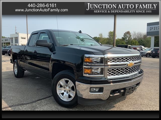 2015 Chevrolet Silverado 1500 Double Cab 4x4, Pickup #B158543F - photo 1