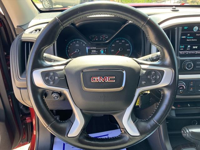 2017 GMC Canyon Crew Cab 4x4, Pickup #B161475H - photo 17