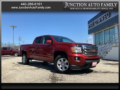 2017 GMC Canyon Crew Cab 4x4, Pickup #B161475H - photo 1
