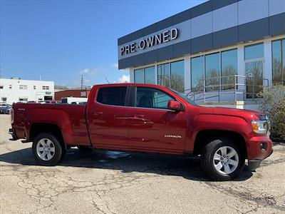 2017 GMC Canyon Crew Cab 4x4, Pickup #B161475H - photo 3