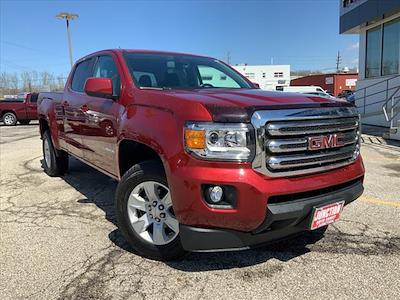2017 GMC Canyon Crew Cab 4x4, Pickup #B161475H - photo 4