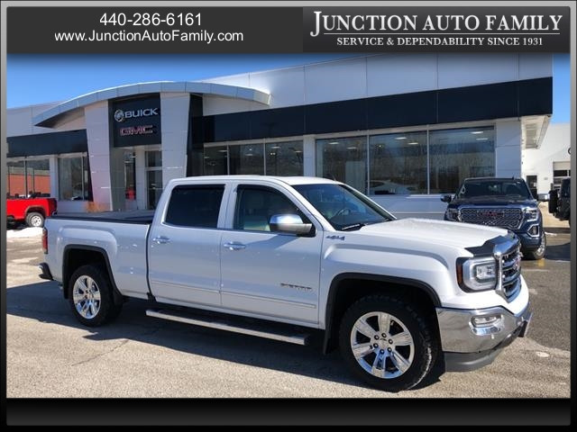 2017 GMC Sierra 1500 Crew Cab 4x4, Pickup #B186006H - photo 1