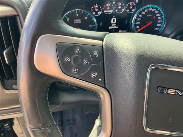 2017 GMC Sierra 3500 Crew Cab 4x4, Pickup #B186256H - photo 33