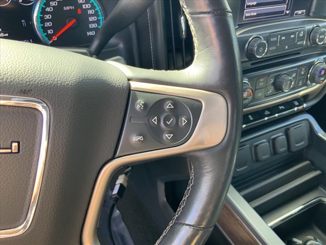2017 GMC Sierra 3500 Crew Cab 4x4, Pickup #B186256H - photo 34