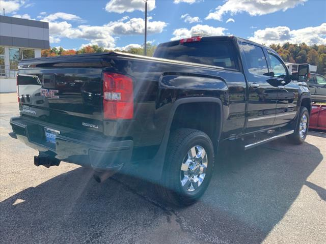 2017 GMC Sierra 3500 Crew Cab 4x4, Pickup #B186256H - photo 1