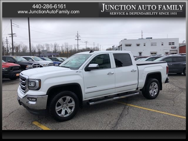 2018 Sierra 1500 Crew Cab 4x4, Pickup #B187807J - photo 1