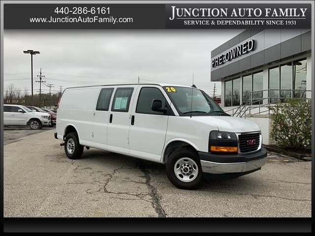 2020 GMC Savana 2500 4x2, Empty Cargo Van #B192332L - photo 1