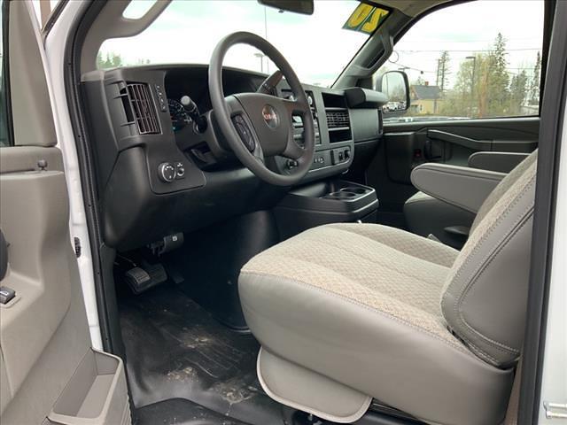 2020 GMC Savana 2500 4x2, Empty Cargo Van #B192332L - photo 12