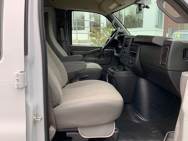 2020 GMC Savana 2500 4x2, Empty Cargo Van #B192332L - photo 33