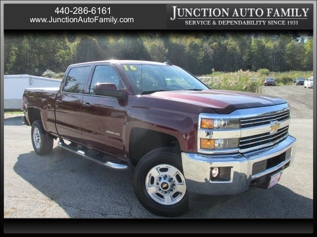 2016 Silverado 2500 Crew Cab 4x4, Pickup #B243368G - photo 1