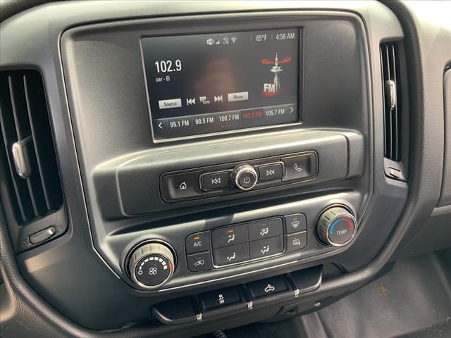 2017 GMC Sierra 3500 Regular Cab 4x4, Pickup #B265983H - photo 15