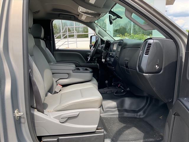 2017 GMC Sierra 3500 Regular Cab 4x4, Pickup #B265983H - photo 24