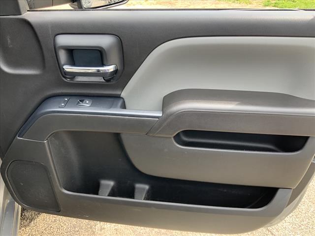 2017 GMC Sierra 3500 Regular Cab 4x4, Pickup #B265983H - photo 35